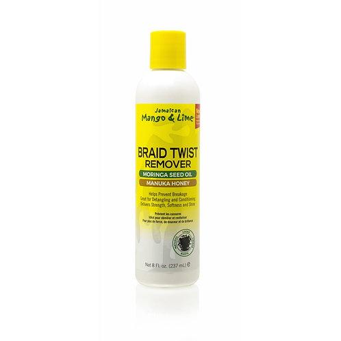 Jamaican Mango & Lime - Braid Twist Remover - 8oz (236ml)