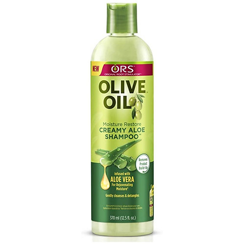 ORS - Creamy Aloe Shampoo - 12.5oz(370ml)