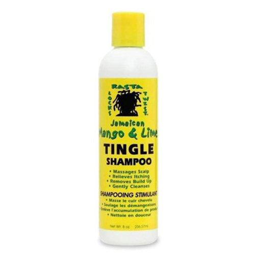 Jamaican Mango & Lime - Tingle Shampoo - 8oz (236ml)