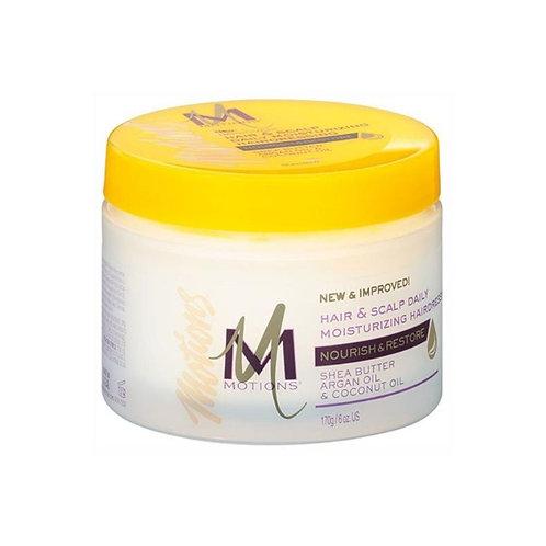 MOTIONS - Hair and Scalp Daily Moisturizing Hairdresser - 6oz(170g)