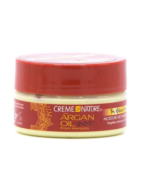 Creme of Nature Argan Oil - Moisture-Rich Hair Butter - 7.5oz