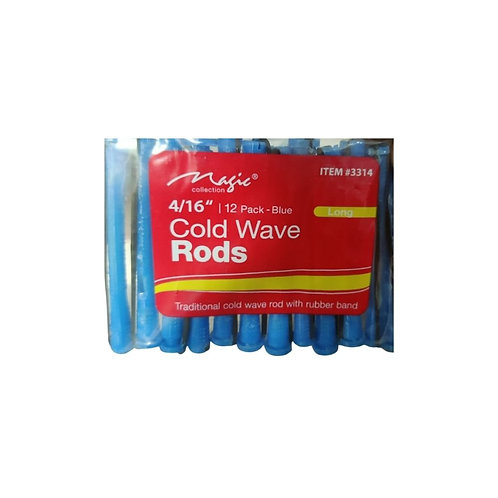 Magic Collection - Cold Wave Rods - 12 Pack Large