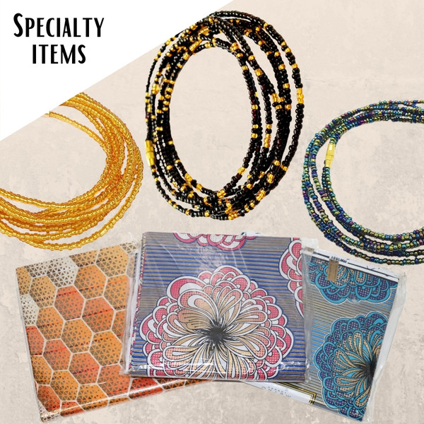 African Specialty Items