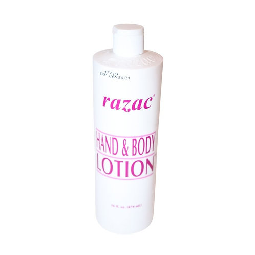 Razac - Hand & Body Lotion - 16oz
