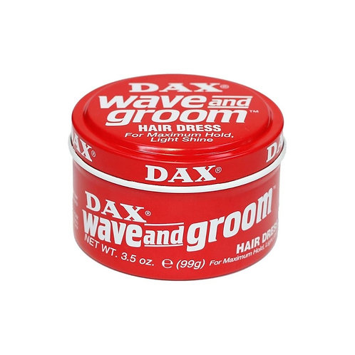 Dax - Wave and Groom - 3.5oz