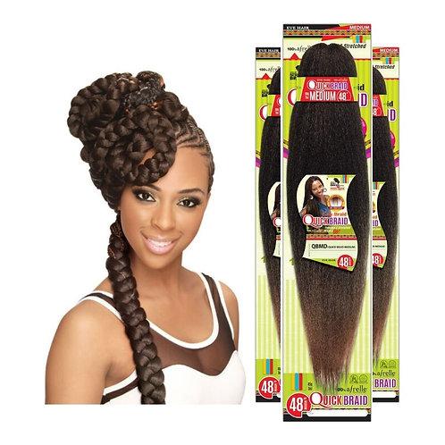 """Eve Hair - 48"""" 100% Afrelle Easy Braid"""