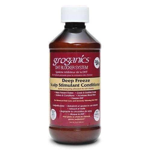 Grogoanics - DHT Blocker System - Deep freeze Scalp Stimulant Condi