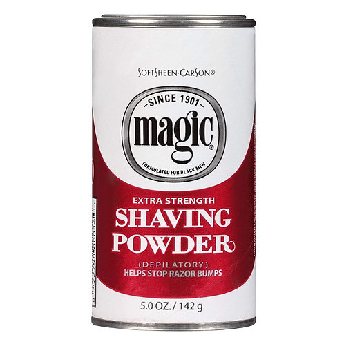 SoftSheen Carson - Shaving Powder Extra Strength