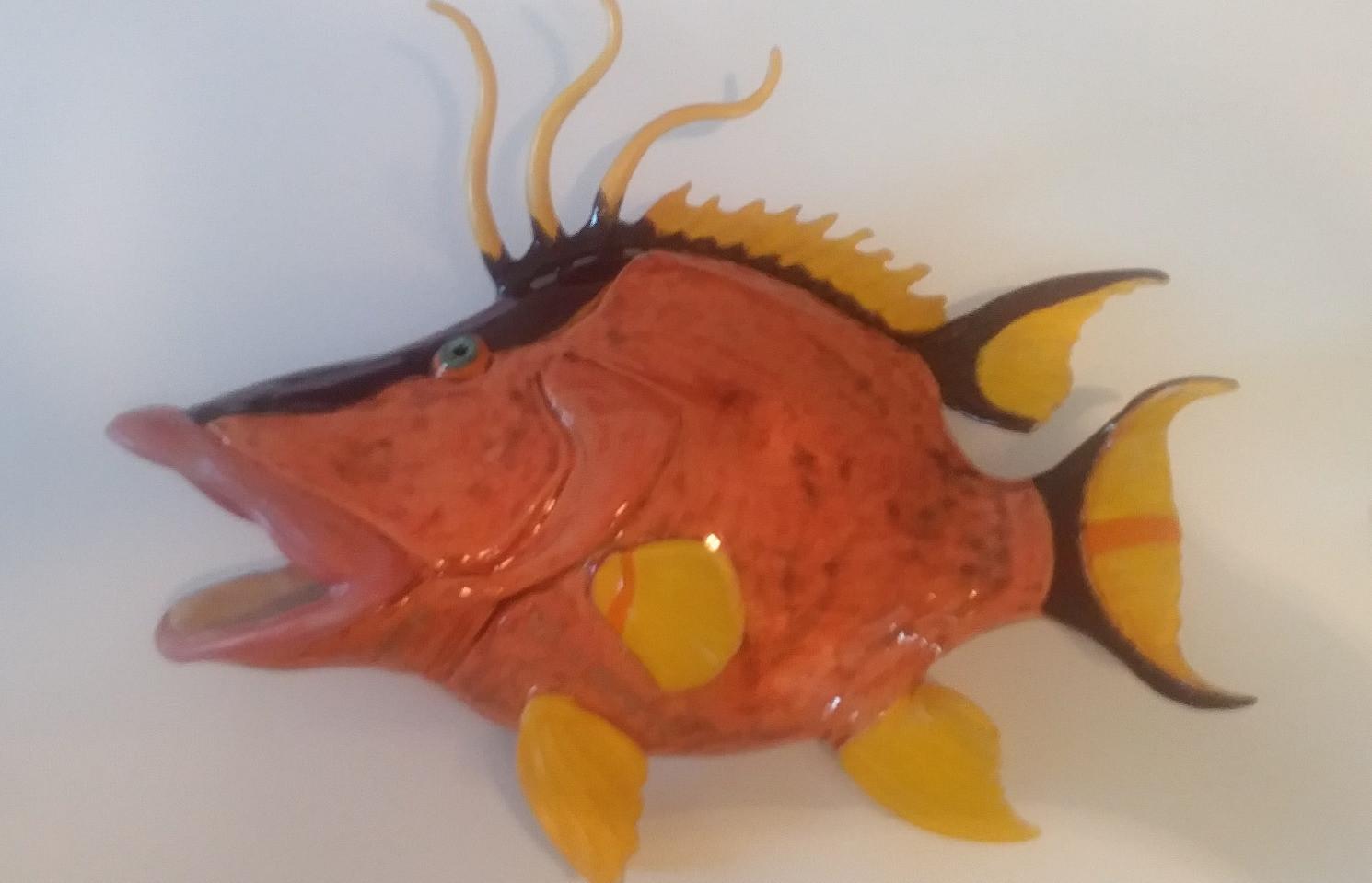 HOG FISH Trophy Prize