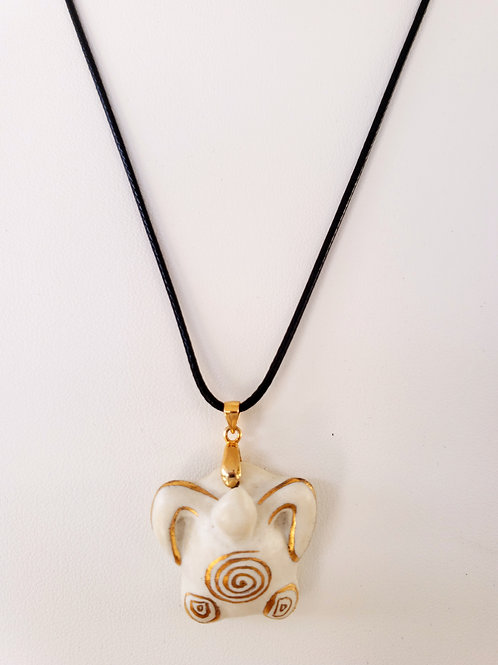 Gold Trim Sea Turtle
