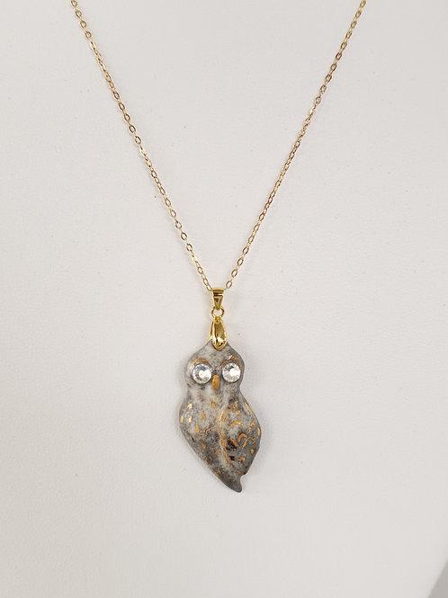 Gray Owl Matte