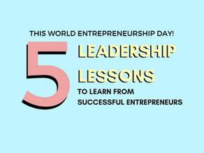 Start-Ups & Leadership