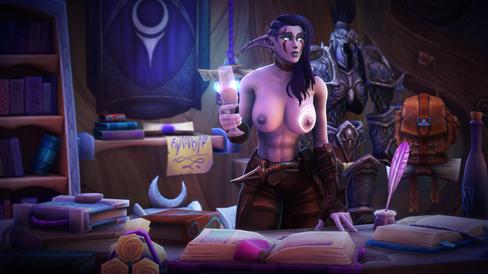 Archaeologist Semina (commission)