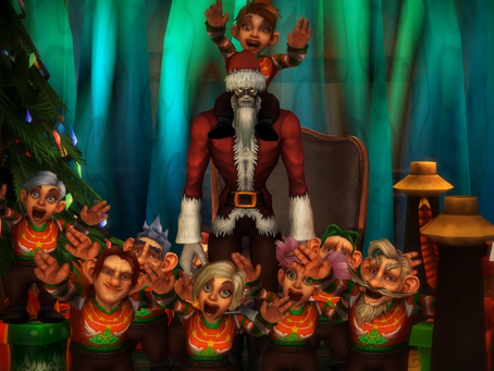 Happy Winter Veil!