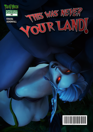 This Was Never Your Land