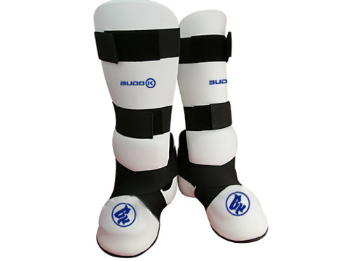 Protège tibias et pieds intégral Yoseikan Budo