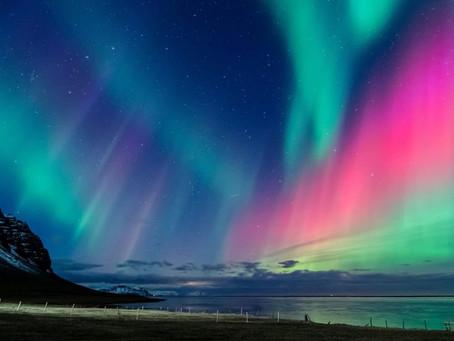Auroras boreales en oriente medio hace 2700 años