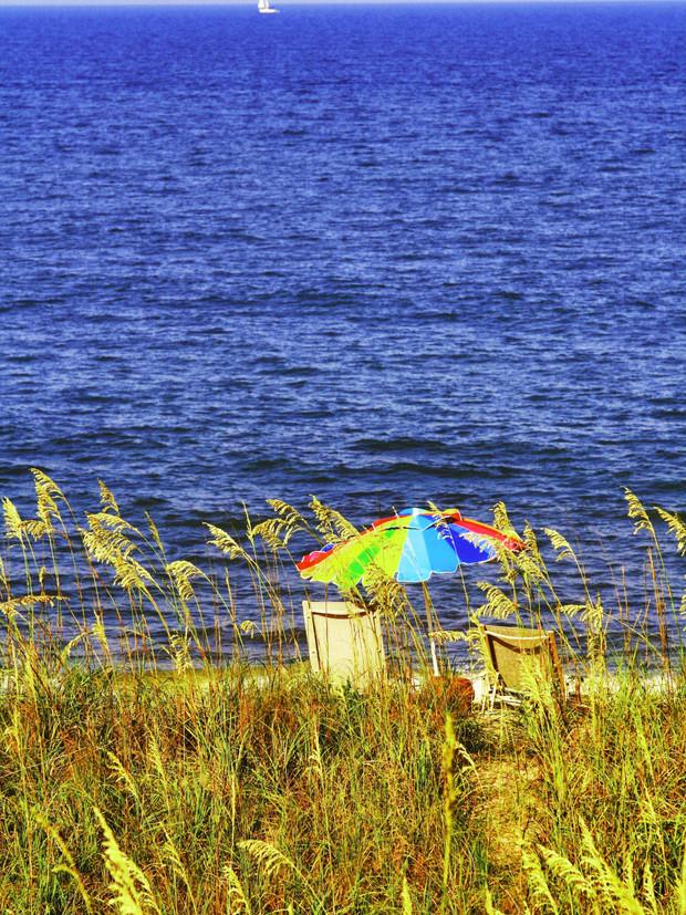 Old Florida Beach