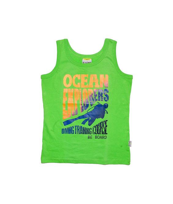 """Μπλούζα """"Ocean"""""""