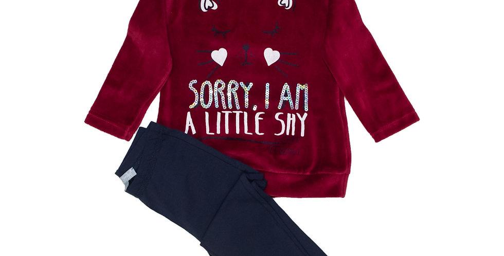 SORRY IAM A LITTLE SHY