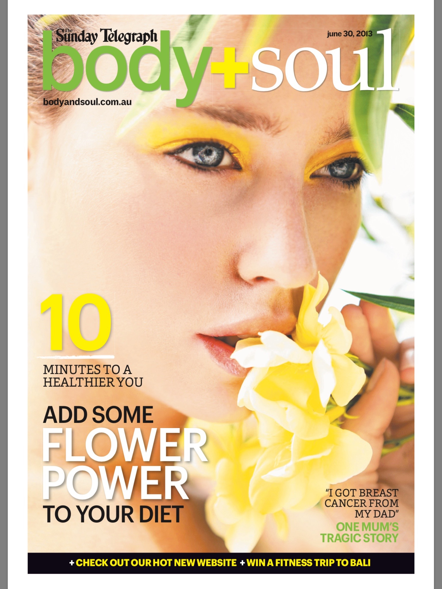 Body + Soul Magazine