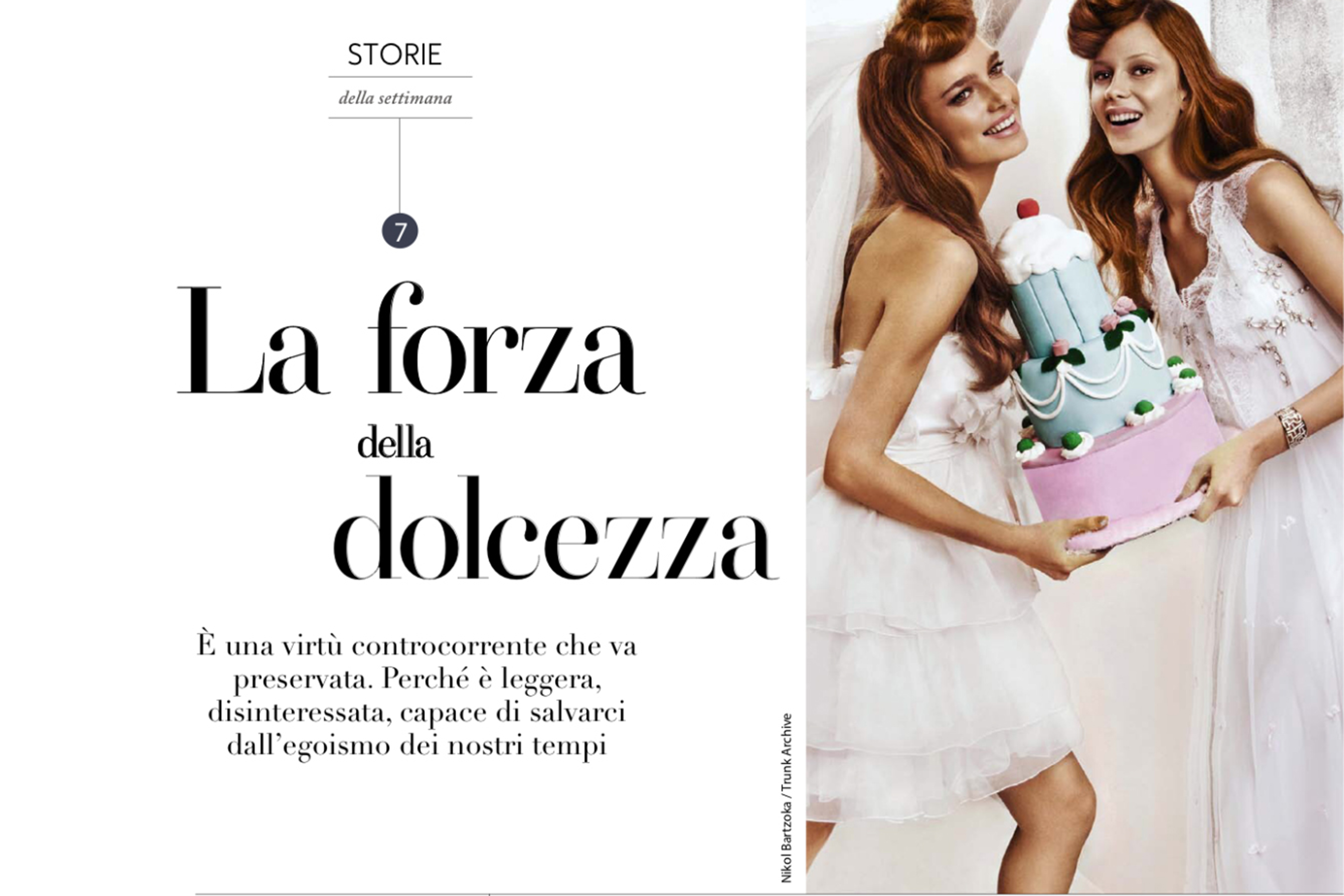 F Magazine Italy