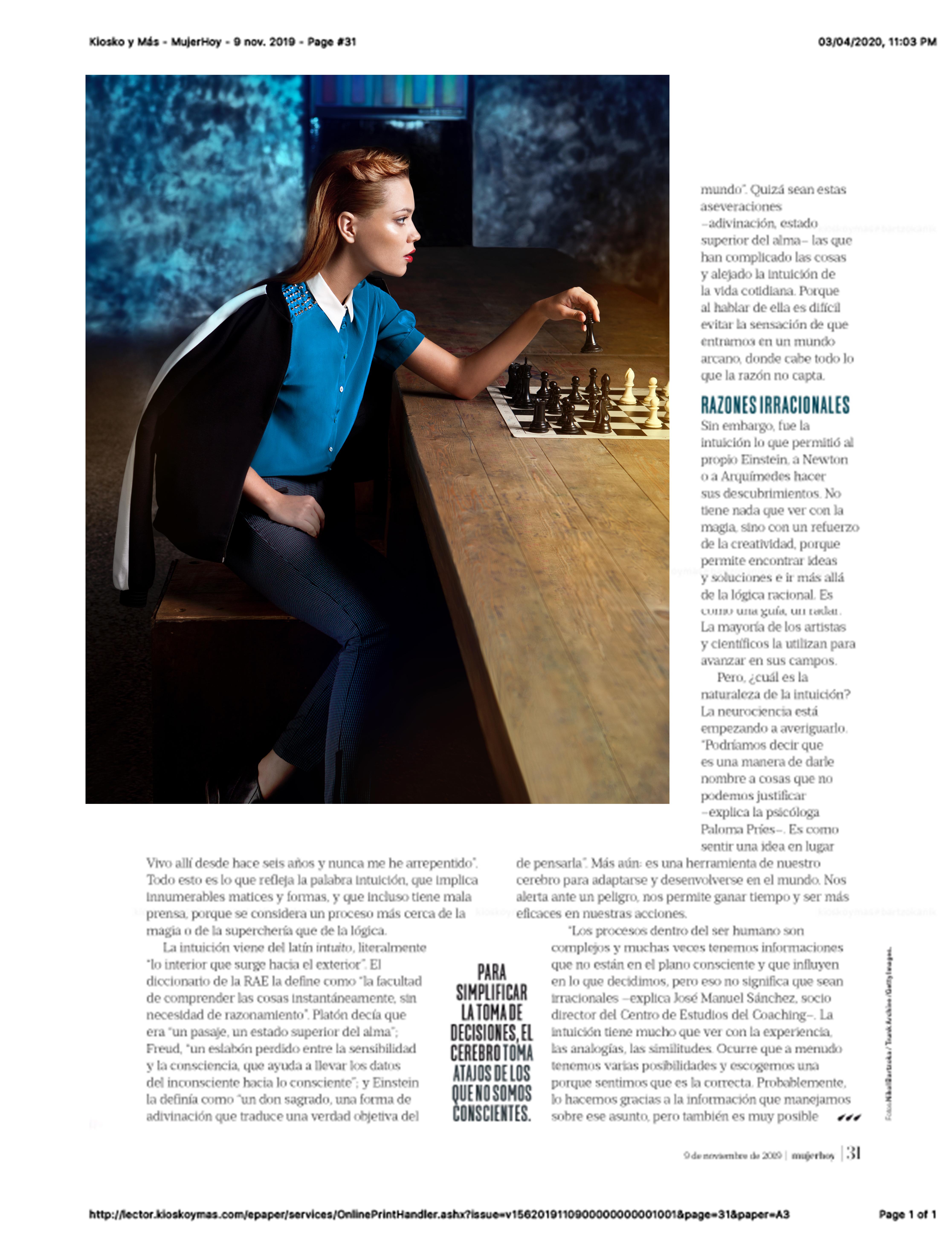 Mujer Hoy Spain