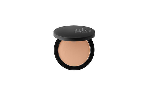 glo Mineral Makeup Pressed Base - Natural Dark