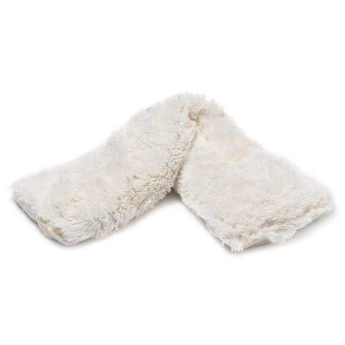 Warmies - Fuzzy Cream Neck Wrap