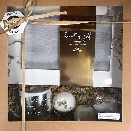 Adagio Celebration Gift Box - Heart of Gold