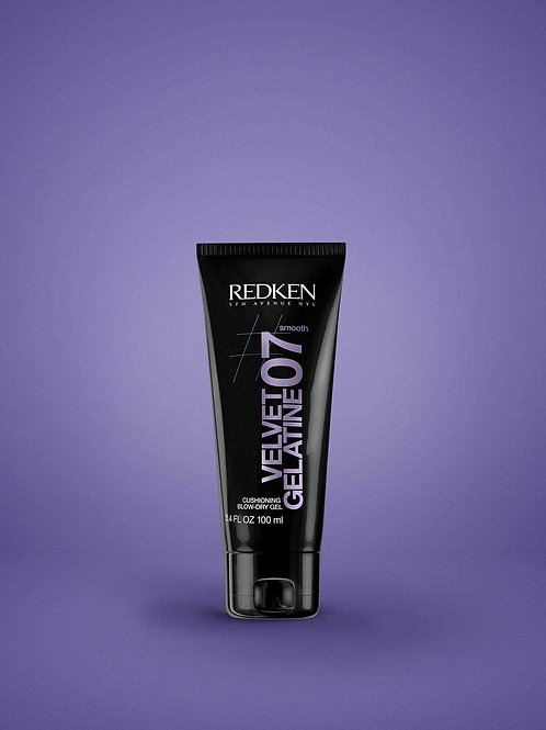 Redken Velvet Gelatine Blow Dry Gel 07 3.4oz