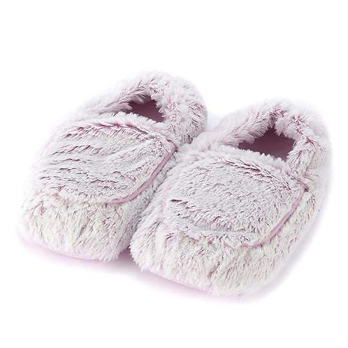 Warmies -  Marshmallow Pink Slippers