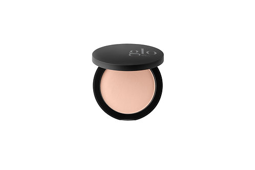 glo Mineral Makeup Pressed Base - Beige Dark
