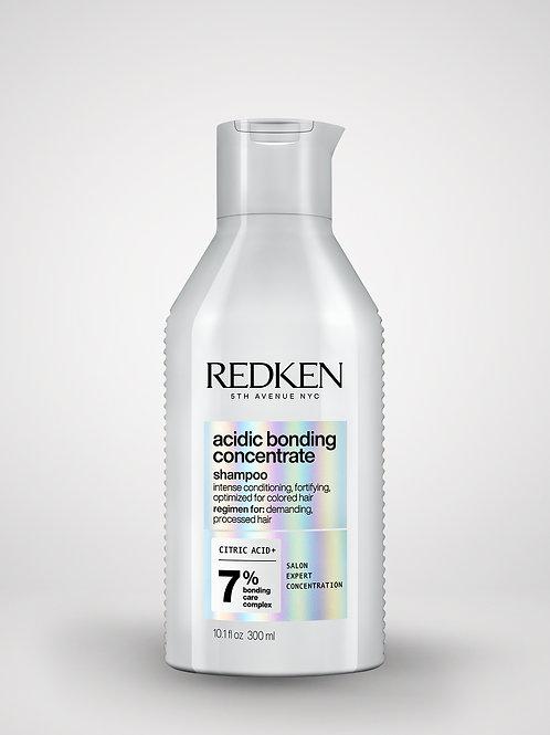 Redken Acidic Bonding Concentrate Shampoo 10.1oz