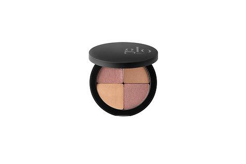 glo Mineral Makeup Shimmer Brick - Luster