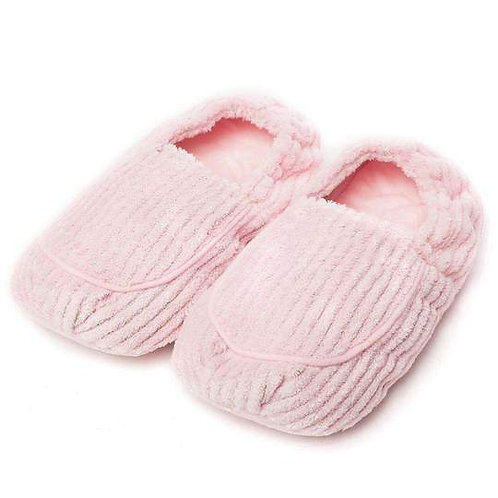 Warmies -  Pink Slippers