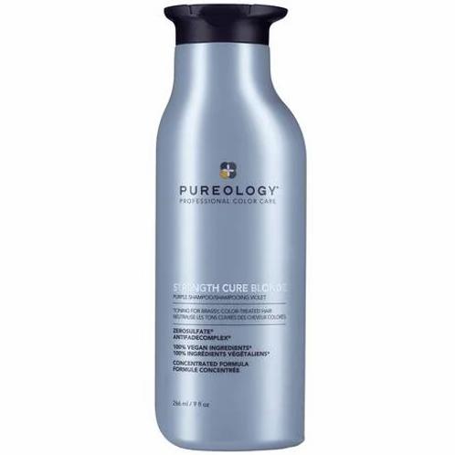 Pureology Strength Cure Blonde Purple Shampoo 9oz