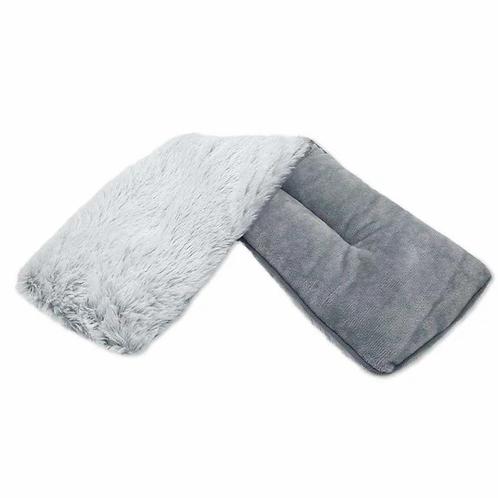 Warmies - Marshmallow Gray Neck Wrap