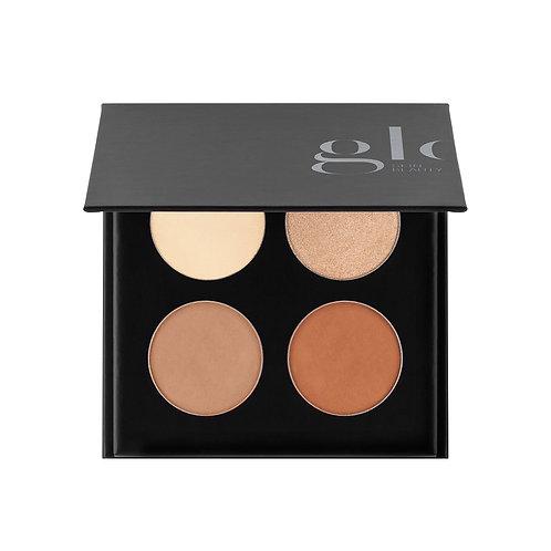glo Mineral Makeup Contour Kit - Medium to Dark
