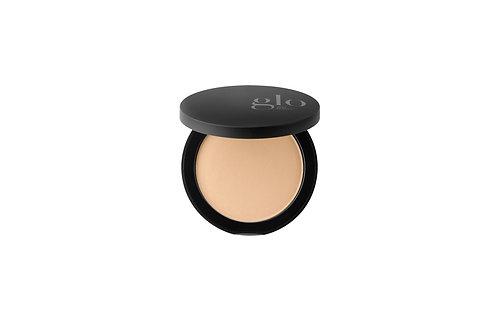 glo Mineral Makeup Pressed Base - Golden Dark