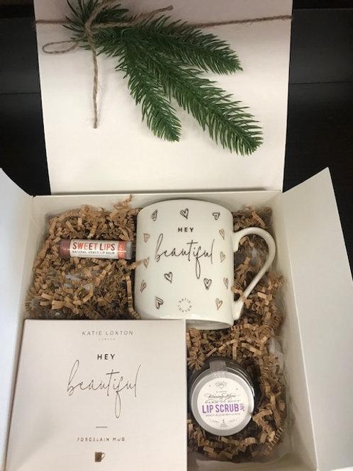 Adagio Celebration White Gift Box - Hey Beautiful