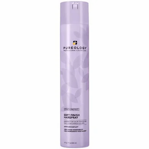 Pureology Soft Finish Hairspray 11oz