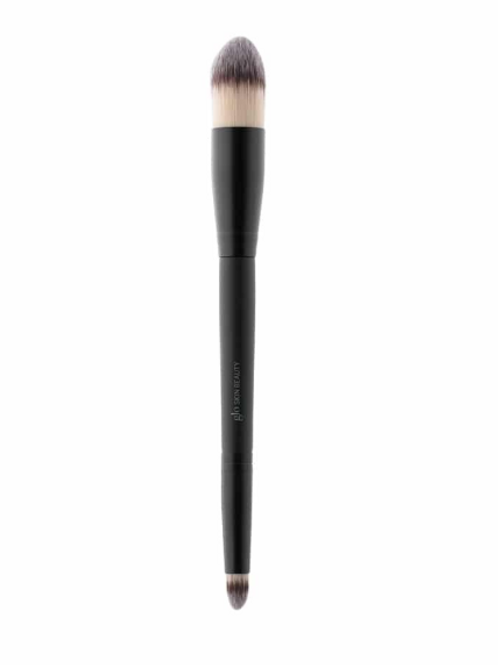 glo Mineral Makeup Brush - Dual Foundation/Camouflage