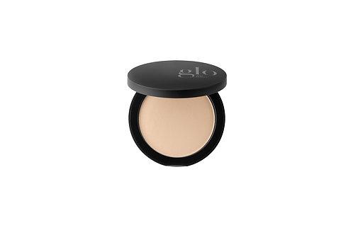 glo Mineral Makeup Pressed Base - Natural Medium
