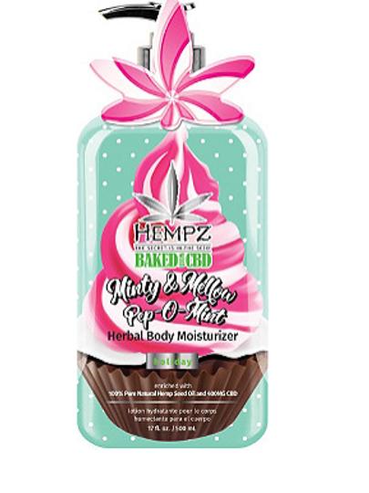 Hempz Moisturizer -  Minty & Mellow Pep-o-Mint 17oz