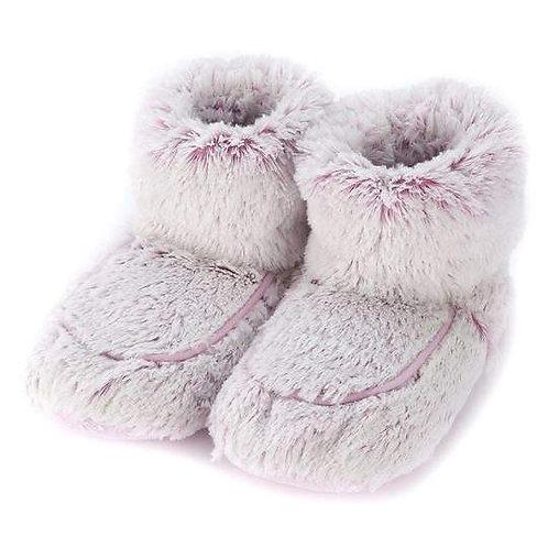 Warmies - Marshmallow Pink Booties