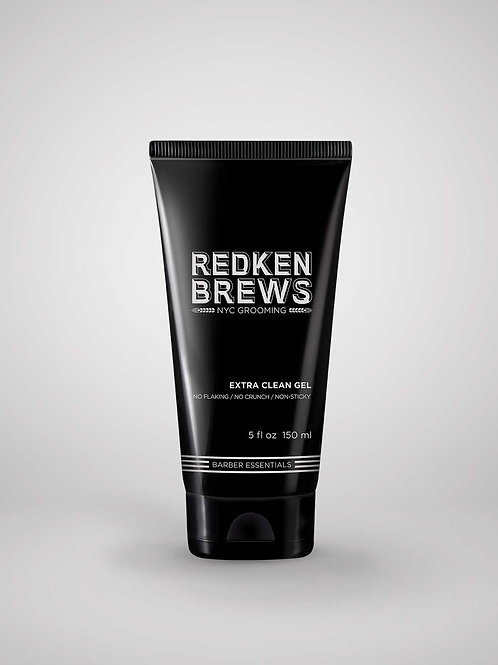 Redken Brews Extra Clean Gel 5oz
