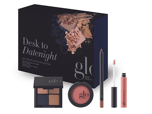 glo Mineral Makeup Desk to Datenight Kit - Hey Sailor