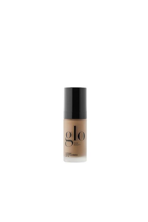 glo Mineral Makeup Luminous Liquid Foundation - Brulee