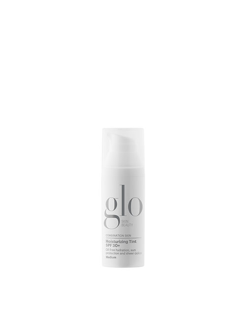 glo Skin Moisturizing Tint Medium Spf 30+